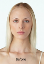 Medium Mono Top Piece by Amore: Natural Image Wigs