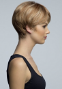 Short Mono Handtied Top Piece By Amore: Natural Image