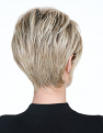 On Your Game wig from the back. Shaded Biscuit RL19/23SS