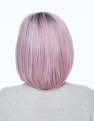 Dare to Be Wig back view