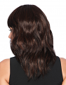 Wave Cut Wig by Hairdo from the back on a model