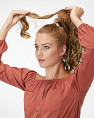 How to apply the Beachy Pony. Shown in Harvest Gold