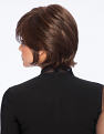 Vintage Volume Wig in R6/30 from the back