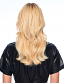 """Charmed Life 12"""" Top piece on Model in SS14/88 Golden Wheat from the back"""