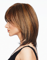Layered Love by Hairdo from the side.
