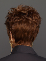 Raquel Welch Whisper wig - back view