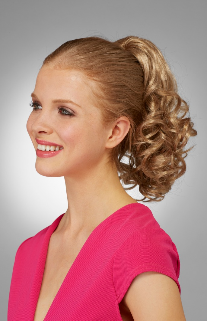 Two Way Curly Pony Clearance Wigs Hair Extensions