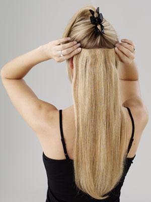 Care For Hair Extensions 2