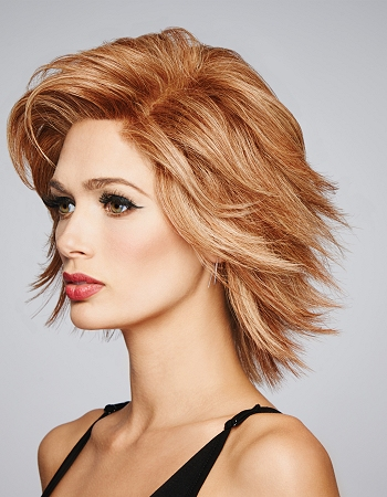 Stunner Human Hair Wig By Raquel Welch Hothair