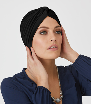 Pleated Turban by Natural Image
