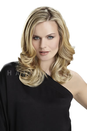 20 wavy styleable extensions by hairdo and ken paves hot hair 20 inch wavy extensions by hairdo pmusecretfo Choice Image