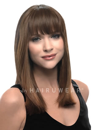 Simpson Fringe with Wisps by Hairdo: Ladies / Womens Wigs: Hot Hair