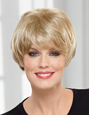 Short Curlable Topper Hair Piece by Paula Young