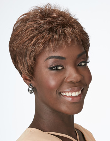 Jaimie Deluxe Wig by Ebony/Natural Image