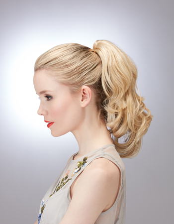 Voluminous Clip In Ponytail by Hothair