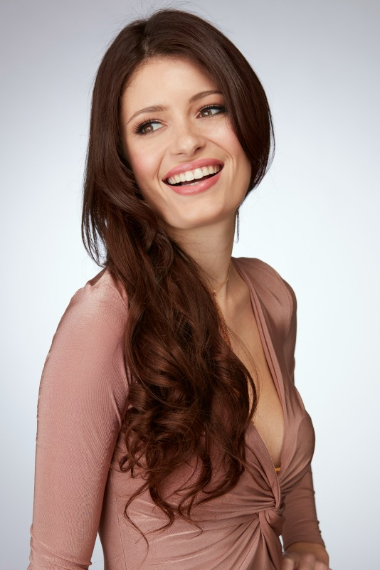 """18"""" Triple Weft Deluxe Remy Human Hair Extensions by Hothair"""