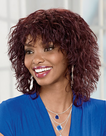 Hilary Curly Wig by Especially Yours