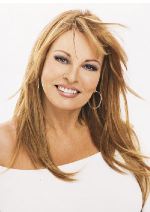 "18"" Human Hair Extensions : Raquel Welch"
