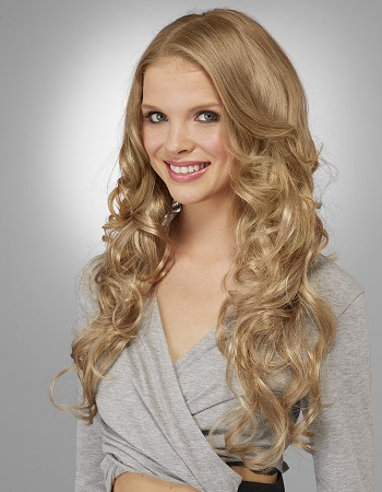 """3 Piece Wavy Hair Extensions 23"""""""