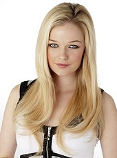 10 Piece 19 inch Human Hair Clip In Extensions by Hot Hair