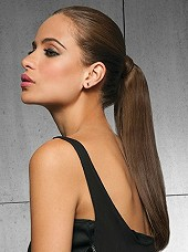 "16"" Human Hair Ponytail by Hairdo"