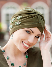 Emerald Turban by Masumi