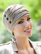Louise Bamboo Turban by Masumi