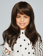 Pretty in Layers Childrens Wig by Hairdo