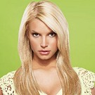 "Jessica Simpson 22"" Clip Straight Extensions"