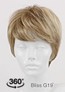 Bliss Wig By Inspired Natural Image Ladies Womens