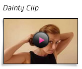 Watch the Dainty Clip how to video